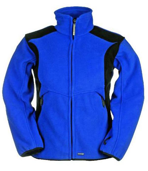 KAILAS bunda dámská fleece modrá S
