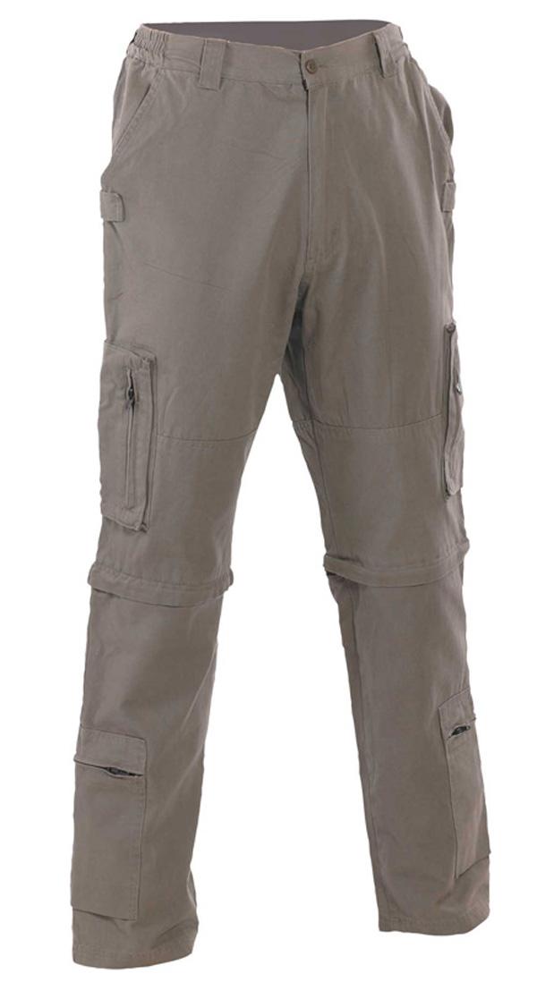 TAPÍR kalhoty 2 v 1 béžová - 48