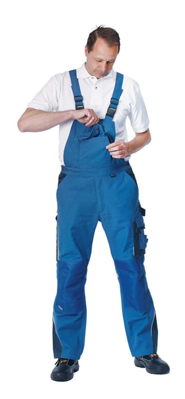 ALLYN kalhoty lacl modrá 54