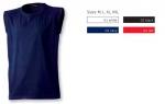 Tričko pánské, bez rukávů 160g/m2