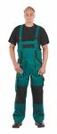MAX kalhoty lacl 260g zelená/černá 62P